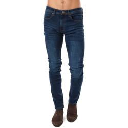 Kleidung Herren Slim Fit Jeans Paname Brothers PB-JIMMY Blau