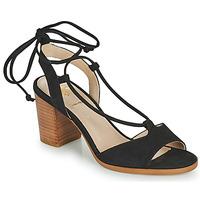 Schuhe Damen Sandalen / Sandaletten San Marina ANANDO/VEL Schwarz
