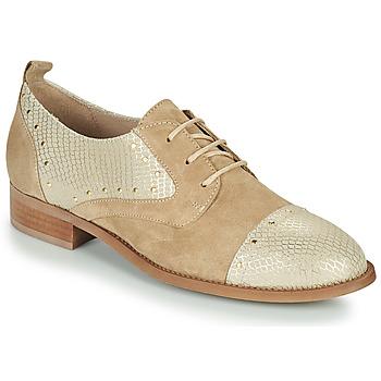 Schuhe Damen Derby-Schuhe San Marina MAXYE/VEL Beige
