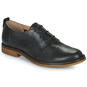 Schuhe Damen Derby-Schuhe San Marina MASSILIA Schwarz