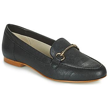 Schuhe Damen Slipper San Marina DAGAR Schwarz