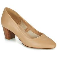 Schuhe Damen Sandalen / Sandaletten San Marina APANDO Beige