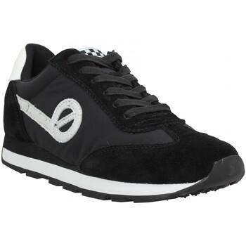 Schuhe Damen Sneaker Low No Name 135787 Schwarz
