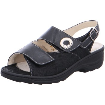 Schuhe Damen Sandalen / Sandaletten Fidelio Sandaletten 236012 90 schwarz