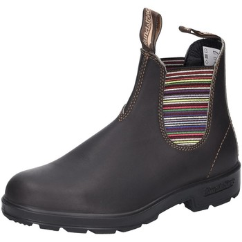 Schuhe Damen Boots Blundstone Stiefeletten  Chelsea Black 1409 schwarz
