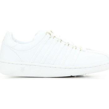 Schuhe Damen Sneaker Low K-Swiss Classic VN Weiß