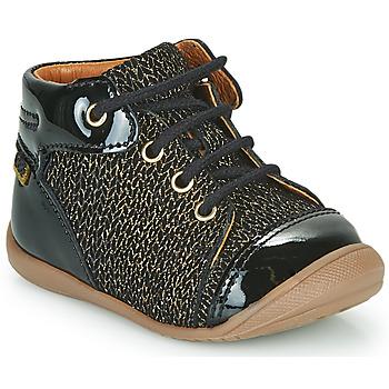 Schuhe Mädchen Sneaker High GBB OLSA Schwarz