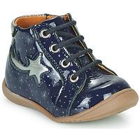 Schuhe Mädchen Sneaker High GBB POMME Blau