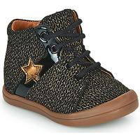 Schuhe Mädchen Sneaker High GBB DUANA Schwarz