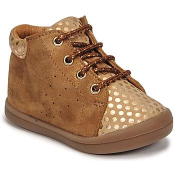 Schuhe Mädchen Sneaker High GBB NAHIA Braun