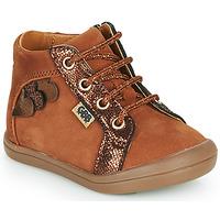 Schuhe Mädchen Sneaker High GBB PRUNE Braun