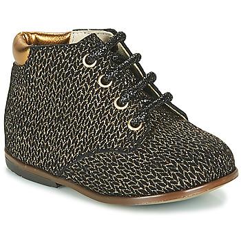Schuhe Mädchen Sneaker High GBB TACOMA Gold