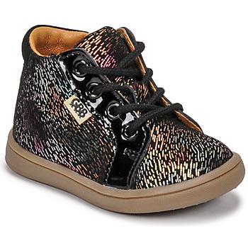 Schuhe Mädchen Sneaker High GBB FAMIA Schwarz
