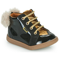 Schuhe Mädchen Sneaker High GBB SISSY Schwarz
