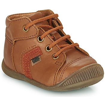 Schuhe Jungen Sneaker High GBB GARY Braun