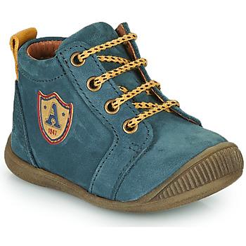 Schuhe Jungen Sneaker High GBB EDWIN Blau
