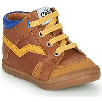 Schuhe Jungen Sneaker High GBB ASTORY Braun