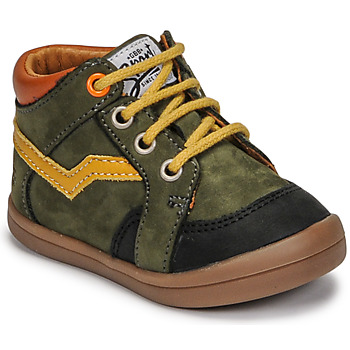 Schuhe Jungen Sneaker High GBB ASTORY Grün