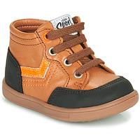 Schuhe Jungen Sneaker High GBB VIGO Braun