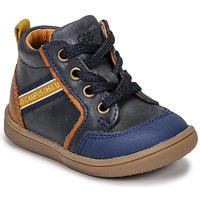 Schuhe Jungen Sneaker High GBB GERMAIN Blau