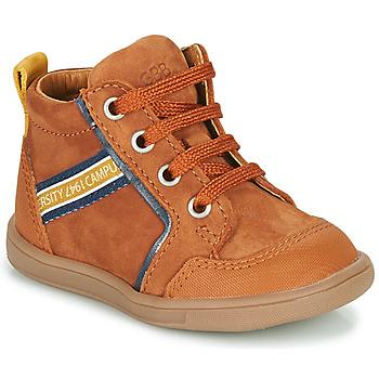 Schuhe Jungen Sneaker High GBB GERMAIN Braun