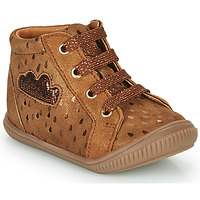 Schuhe Mädchen Sneaker High GBB MASHA Braun