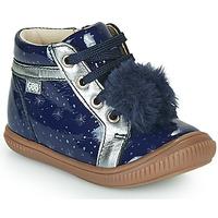 Schuhe Mädchen Sneaker High GBB ISAURE Blau