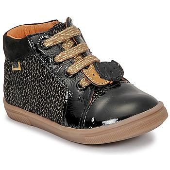 Schuhe Mädchen Sneaker High GBB CHOUBY Schwarz