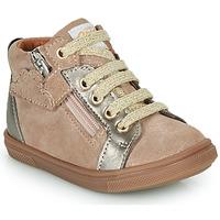 Schuhe Mädchen Sneaker High GBB VALA Beige