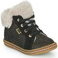 Schuhe Mädchen Sneaker High GBB JUNA Schwarz