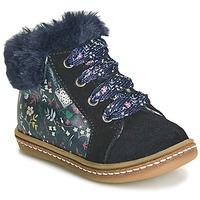 Schuhe Mädchen Sneaker High GBB JUNA Blau