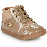 Schuhe Mädchen Sneaker High GBB THEANA Beige
