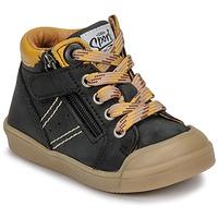 Schuhe Jungen Sneaker High GBB ANATOLE Schwarz