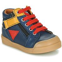 Schuhe Jungen Sneaker High GBB TIMOTHE Blau