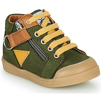 Schuhe Jungen Sneaker High GBB TIMOTHE Grün