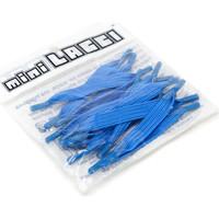 Accessoires Damen Schnürsenkel Mini Lacci ML Blu