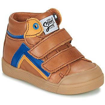 Schuhe Jungen Sneaker High GBB ERNEST Braun