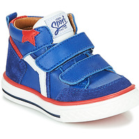Schuhe Jungen Sneaker High GBB FLAVIO Blau
