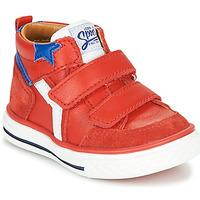 Schuhe Jungen Sneaker High GBB FLAVIO Rot