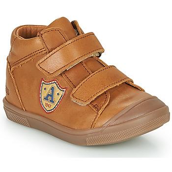 Schuhe Jungen Sneaker High GBB LAUREL Braun