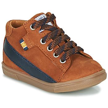 Schuhe Jungen Sneaker High GBB WESTY Braun