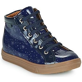 Schuhe Mädchen Sneaker High GBB PHILEMA Blau