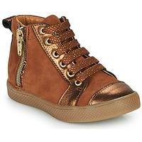 Schuhe Mädchen Sneaker High GBB SAVIA Braun