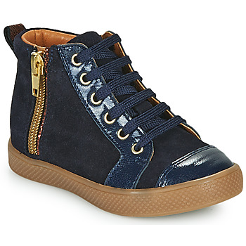 Schuhe Mädchen Sneaker High GBB SAVIA Blau