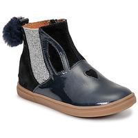 Schuhe Mädchen Boots GBB GEMMA Blau