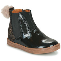 Schuhe Mädchen Boots GBB GEMMA Schwarz