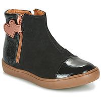 Schuhe Mädchen Boots GBB OKITA Schwarz