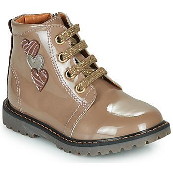 Schuhe Mädchen Sneaker High GBB MOIRA Beige