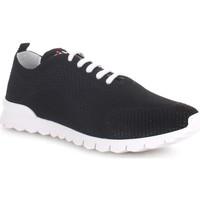 Schuhe Herren Sneaker Low Kiton USSFITSN008090300P Schwarz