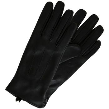 Accessoires Damen Handschuhe Pieces 17086829 Nero